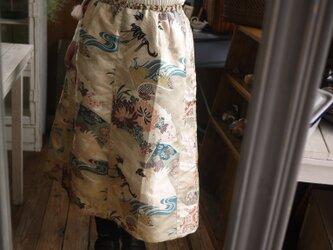 N様専用  帯からAラインスカートの画像