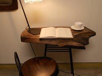 けやきアイアンテーブル12-02(テーブルのみ)の画像