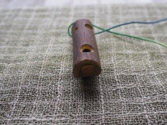 ホトトギス笛 Lesser cuckoo Whistle ~いろいろな木の笛  Various Wood Whistle~の画像