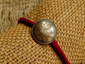 #H21 Deutsche(旧西独)Coin Hair Elasticの画像