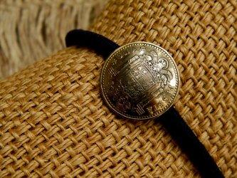 #H123 España Coin Hair Elasticの画像
