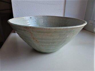 灰釉深鉢 の画像