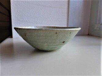灰釉深小鉢の画像
