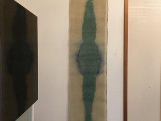 立涌模様のタペストリー&テーブルランナーの画像