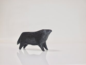 片口「狼犬」の画像