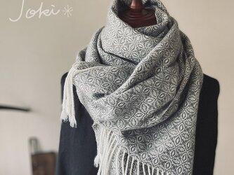 K様専用 [手織りカシミヤマフラー] 他の方はご購入できませんの画像