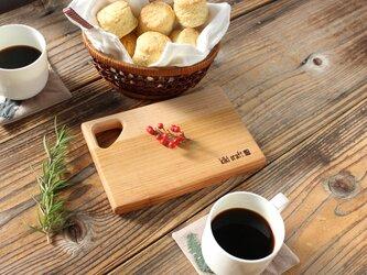 小さめカッティングボード ヤマザクラの画像