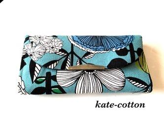 ◆受注製作! 軽い・長財布☆北欧風の画像