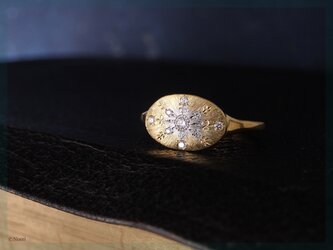 スモールステージ シルクサテン リング(SmallStage SilkSatin Ring)の画像