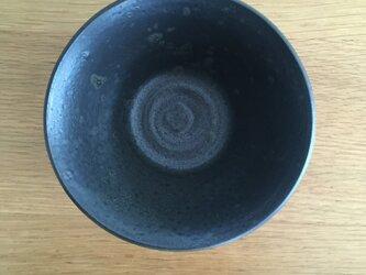 黒の中鉢の画像