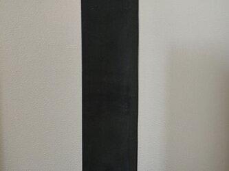 黒の花器の画像
