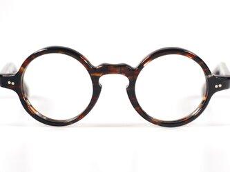 手作りセルロイド眼鏡T-039-HHの画像