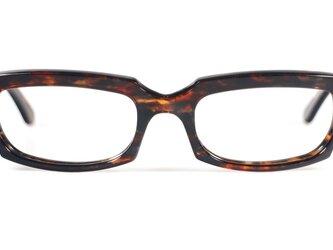 手作りセルロイド眼鏡T-049-HHの画像