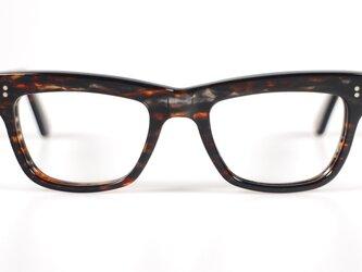 手作りセルロイド眼鏡T-070-HHの画像