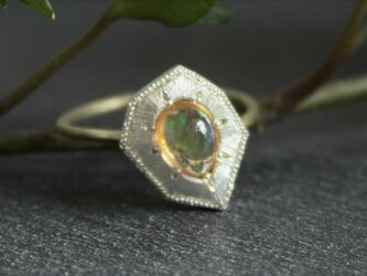 Fragment Mexico Opal ring FMR-1の画像