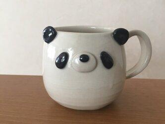 パンダマグカップの画像