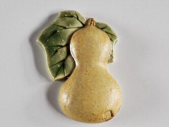 ひょうたん箸置き イラボの画像