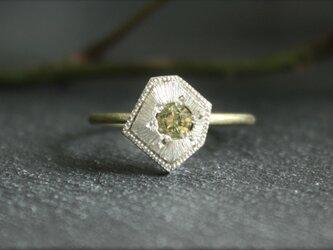Fragment Mali Garnet ring FMR-7の画像