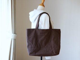 コーヒー 浜松産帆布使用トートXL【受注製作】の画像