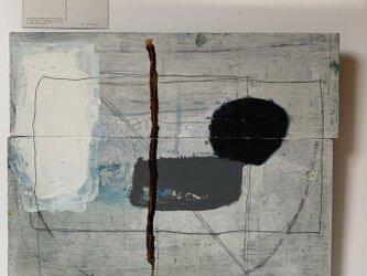 【原画】Roimos art    油絵 オーナメント 絵画 壁掛け original paintingの画像