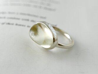 月兎のムーンストーン ringの画像