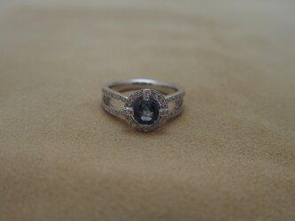 "Blue Sapphire ""REGALIA"" Ringの画像"