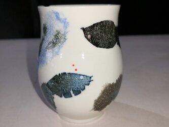 魚 (湯呑み)の画像