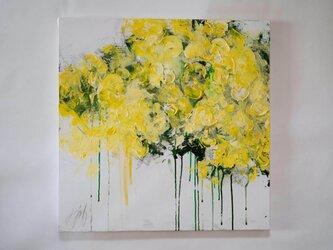 Flower 花のキャンバス作品の画像