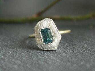 Fragment Blue Zircon ring FMR-10の画像