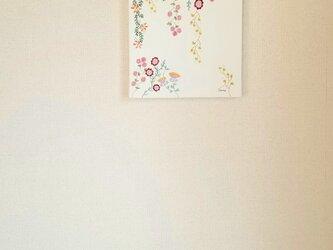 ~Flowers~キャンバスパネルプリントsonojiillustrationの画像
