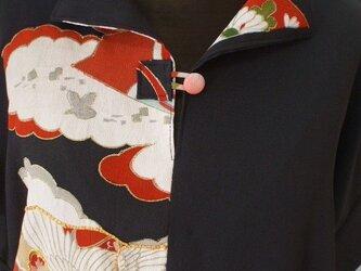留袖からチュニックの画像