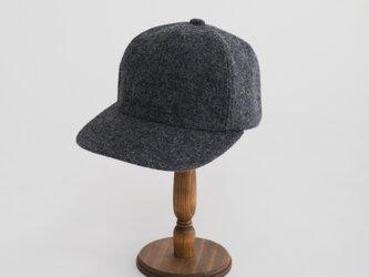 Melton capの画像
