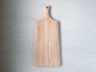 カッティングボード#03 40 No18   バッコヤナギの画像