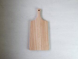 カッティングボード#03 34 No14   バッコヤナギの画像