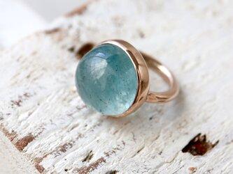 K10[人魚のアクアマリン]ringの画像
