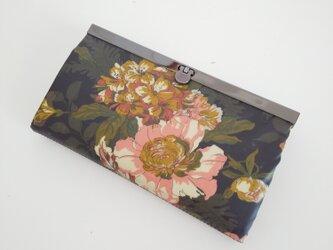 リバティ ラミネート  Jenny 長財布の画像