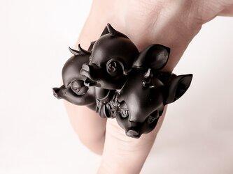ケルベロスバンビ / Cerberus Bambi ringの画像