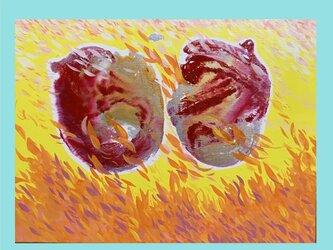 美乳拓アート(過去作品)の画像