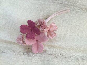 クローバー(ピンク)の画像