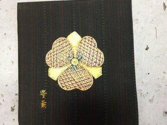 家紋 剣片喰(けんかたばみ)の画像