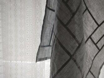 ポシャギ風クロス 60×60センチの画像