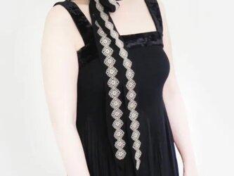シルクツイリースカーフの画像