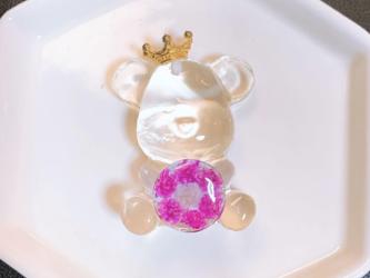 王冠クマの画像