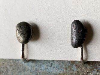 アパッチゴールドのイヤリングの画像