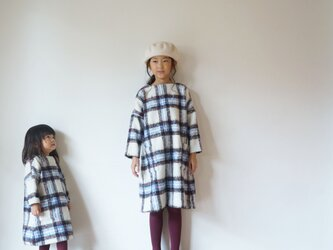 Check shaggy one-piece kids 3(120~135cm)sizeの画像