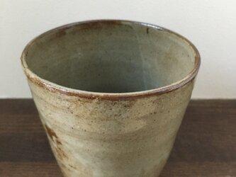 フリーカップ(還元焼きA)の画像