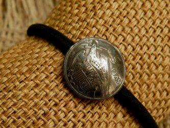 #H129 España Coin Hair Elasticの画像