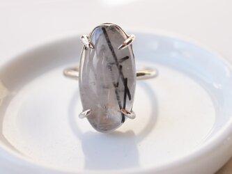 氷雪のリングの画像