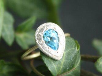 Fragment Blue Topaz Ring FMR-13の画像