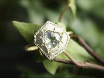 Fragment Blue MoonStone Ring FMR-14の画像